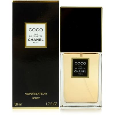 Chanel Coco toaletní voda pro ženy