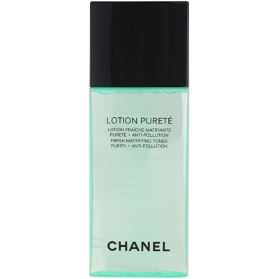 ChanelCleansers and Toners