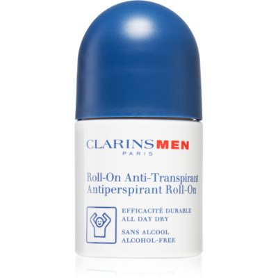 Clarins Men Body anti-transpirant roll-on  sans alcool