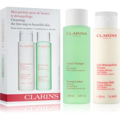 Clarins Cleansers kozmetická sada VII. pre ženy