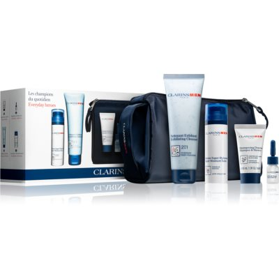 Clarins Men Everyday Heroes Cosmetic Set I. for Men