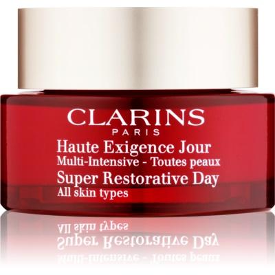 Clarins Super Restorative crema giorno rassodante per tutti i tipi di pelle