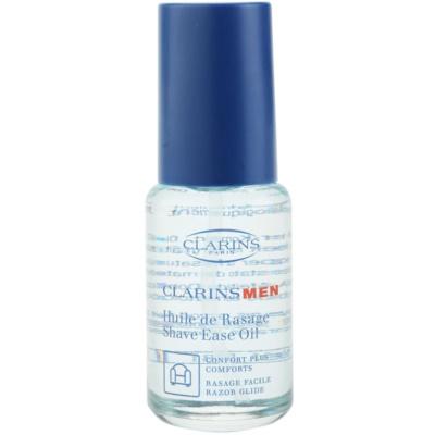 Clarins Men Shave масло для бритья для всех типов кожи лица