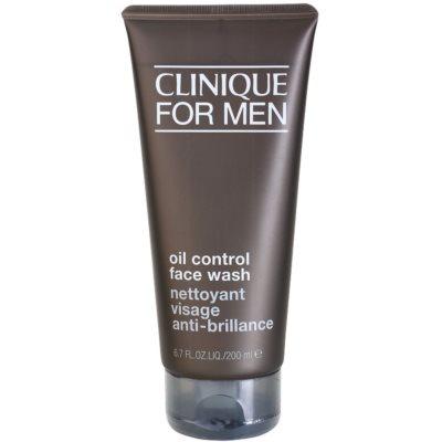 Clinique For Men čisticí gel pro normální až mastnou pleť