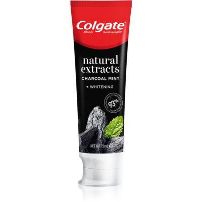 ColgateNatural Extracts Charcoal + White