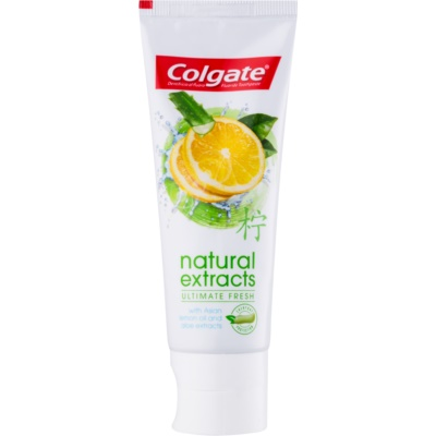 ColgateNatural Extracts Ultimate Fresh