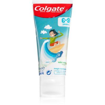 Colgate Kids 6-9 Years dentifrice pour enfants