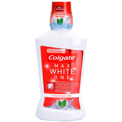 ColgateMax White One