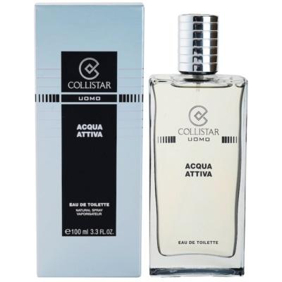 Collistar Acqua Attiva туалетна вода для чоловіків