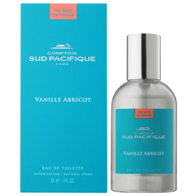 Comptoir Sud Pacifique Vanille Abricot eau de toilette para mulheres