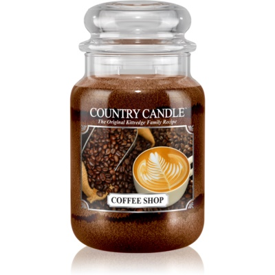 Country CandleCoffee Shop