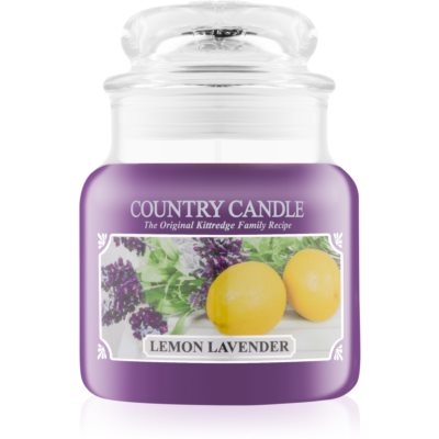 Country CandleLemon Lavender