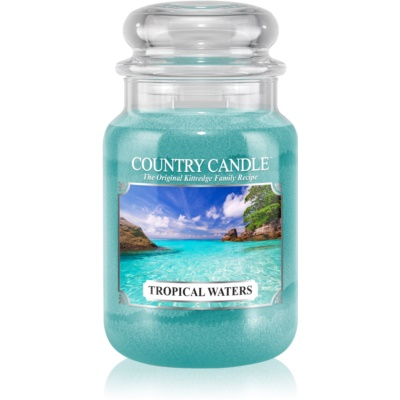 Country CandleTropical Waters