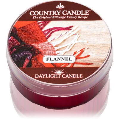 Country CandleFlannel