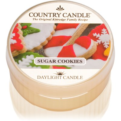 Country Candle Sugar Cookies tealight candle