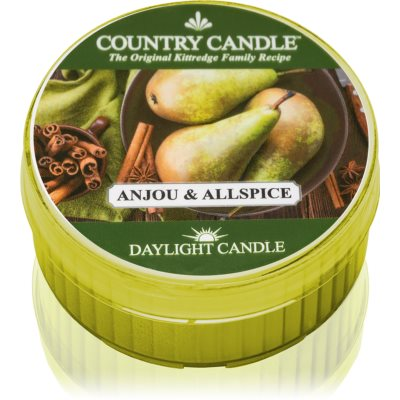 Country CandleAnjou & Allspice