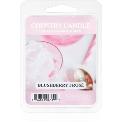 Country CandleBlushberry Frosé