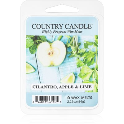 Country CandleCilantro, Apple & Lime