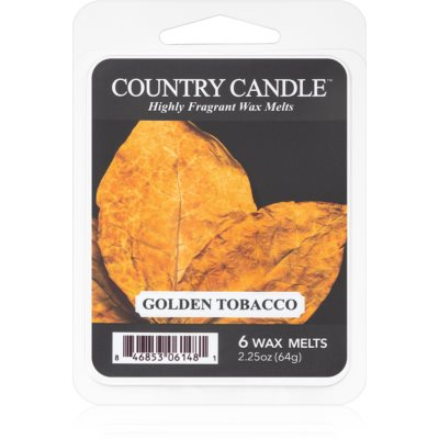 Country CandleGolden Tobacco