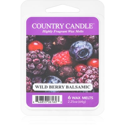 Country CandleWild Berry Balsamic