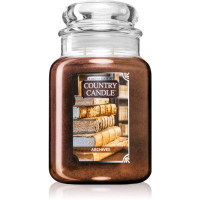 Country Candle Archives candela profumata