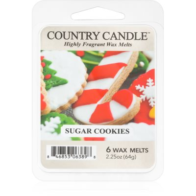 Country CandleSugar Cookies