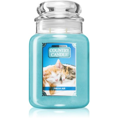 Country CandleFresh Air Kitten