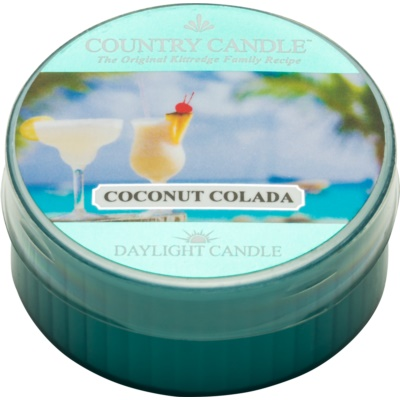 Country CandleCoconut Colada