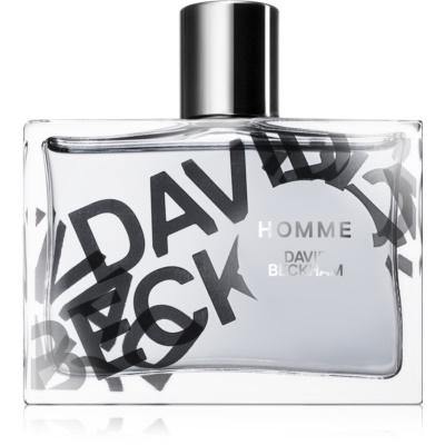 David Beckham Homme eau de toilette per uomo