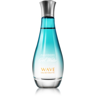 Davidoff Cool Water Woman Wave eau de toilette da donna