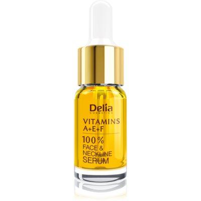 Delia CosmeticsProfessional Face Care Vitamins A+E+F