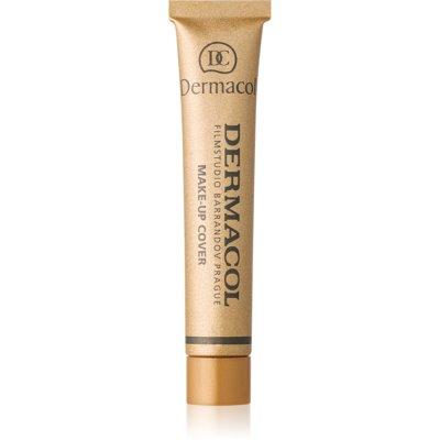 Dermacol Cover максимально покрывающий тональный крем SPF 30