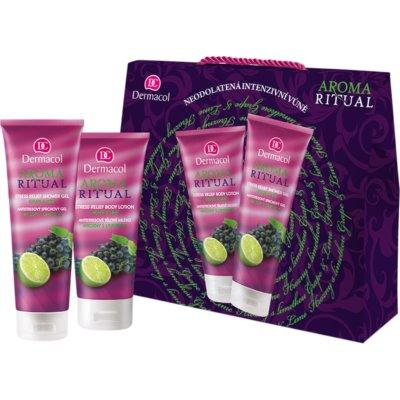 Dermacol Aroma Ritual coffret cosmétique IV. pour femme