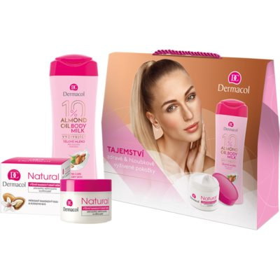Dermacol Body Care Almond Oil kit di cosmetici I. da donna