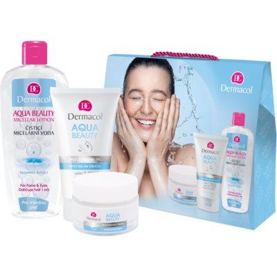 Dermacol Aqua Beauty zestaw upominkowy (dla kobiet)