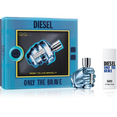 Diesel Only The Brave Gift Set I. for Men