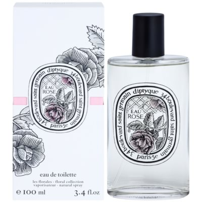 Diptyque Eau Rose Eau de Toilette for Women