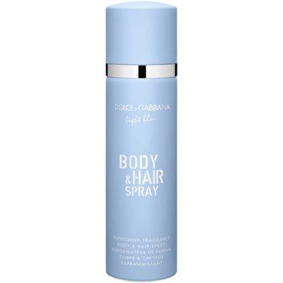 Dolce & GabbanaLight Blue Body & Hair Mist