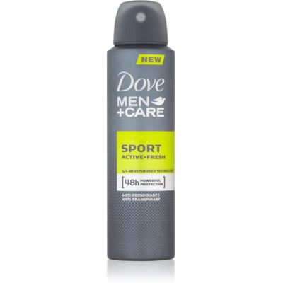 Dove Men+Care Sport Active+Fresh Antiperspirant Spray for Men