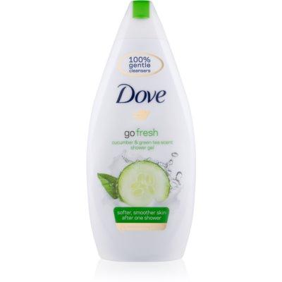 Dove Go Fresh wygodne opakowanie III. dla kobiet