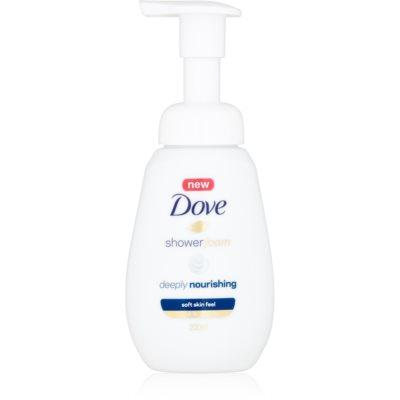 Dove Deeply Nourishing Duschschaum mit nahrhaften Effekt