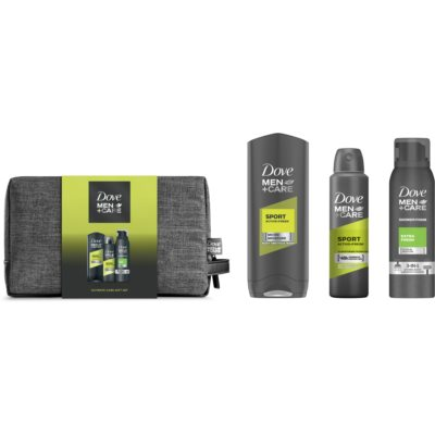 Dove Men+Care Sport Active+Fresh Geschenkset VII.