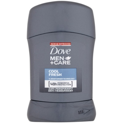 Dove Men+Care Cool Fresh Antiperspirant Stick 48h