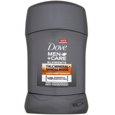 Dove Men+Care Elements Antiperspirant Stick 48h