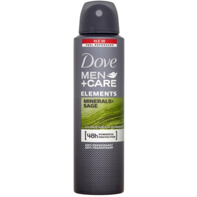 Dove Men+Care Elements dezodorans antiperspirant u spreju 48h