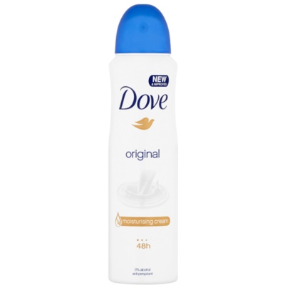 Dove Original Antitranspirant Deospray 48 Std.