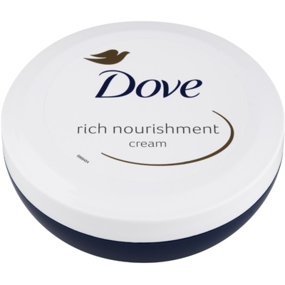 Dove Rich Nourishment nährende Körpercreme 200 ml mit feuchtigkeitsspendender Wirkung