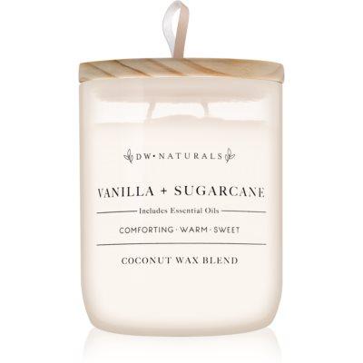 DW HomeVanilla + Sugarcane