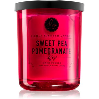 DW HomeSweet Pea Pomegranate