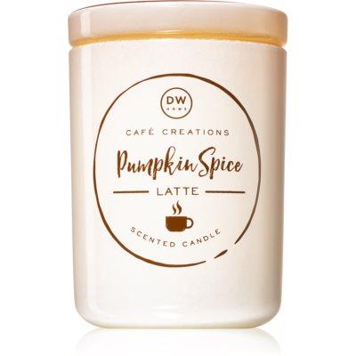 DW Home Pumpkin Spice Latte candela profumata